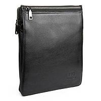 Сумка Мужская Планшет кожаный BRETTON BP 3596-3 black