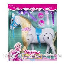 Лошадь (голубой) 686-775