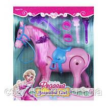 Лошадь (розовый) 686-775