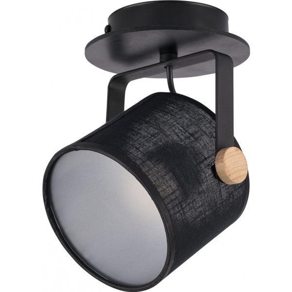 Спот TK Lighting 1390 Relax Black Led