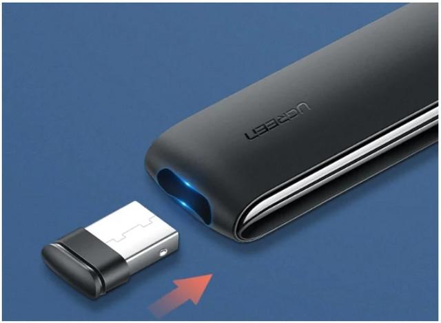 Презентер USB Ugreen с лазерной указкой