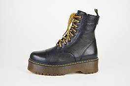 Ботинки зимние высокие Ripka 2134 (Реплика Dr.Martens)
