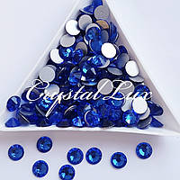 "Стрази ss20 Sapphire (5,0 мм) 100шт ""Crystal Premium"""