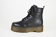Ботинки на толстой подошве Marcel 0633636 зима