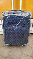 Силиконовый, прозрачный чехол для чемодана. Три размера!