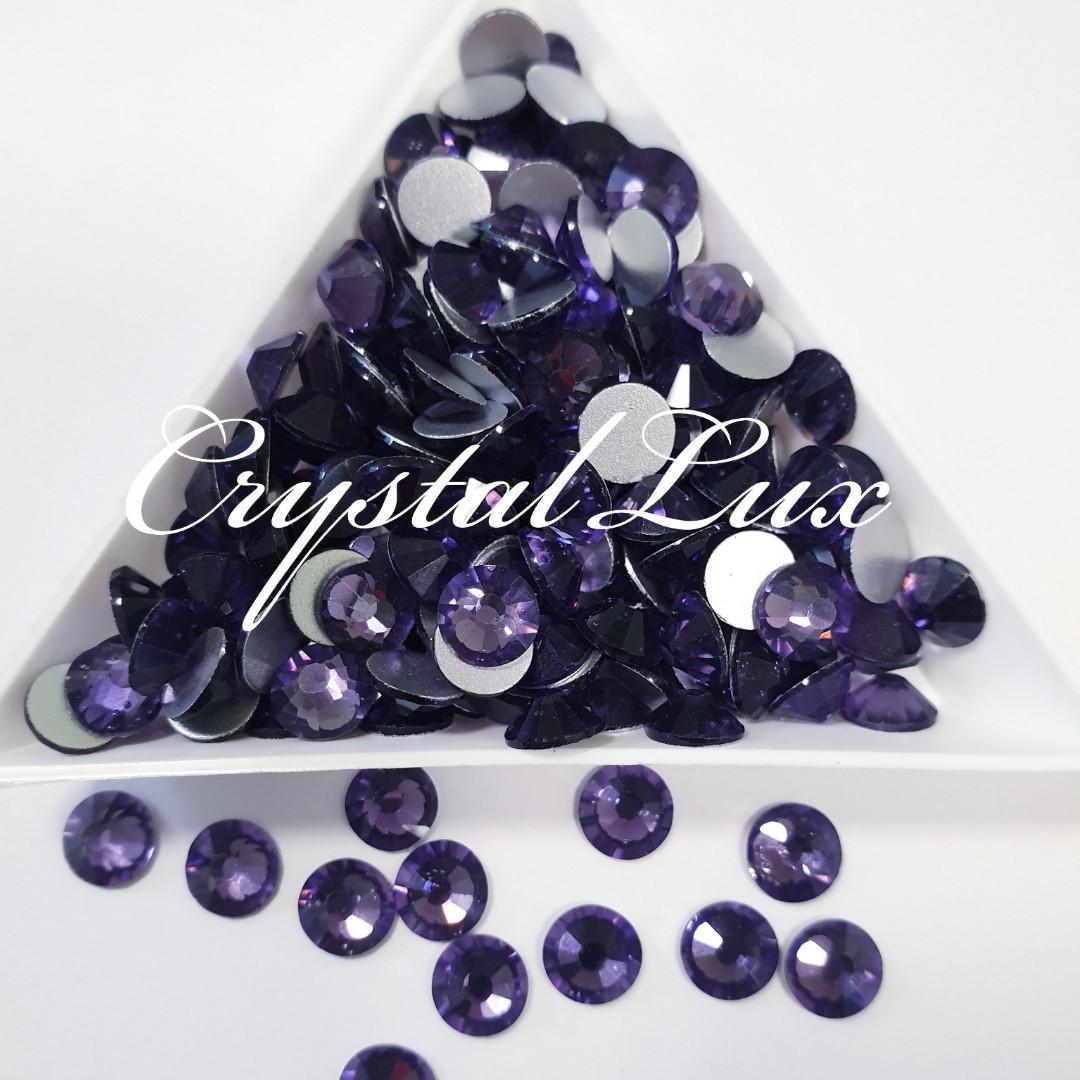 "Стрази ss16 Violet (4,0 мм) 100шт ""Crystal Premium"""