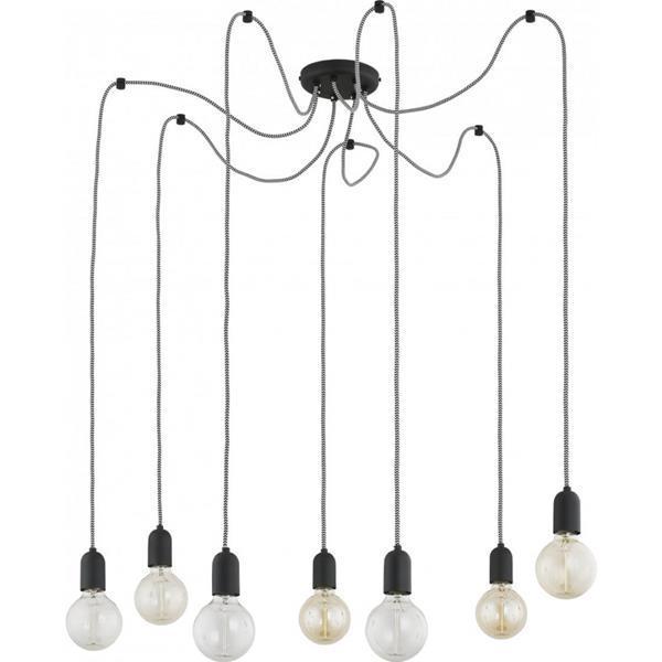Подвесной светильник TK Lighting 1521 Qualle