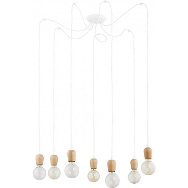 Подвесной светильник TK Lighting 1518 Qualle