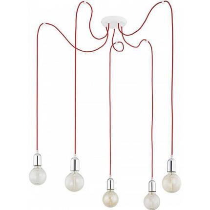 Подвесной светильник TK Lighting 1288 Qualle, фото 2