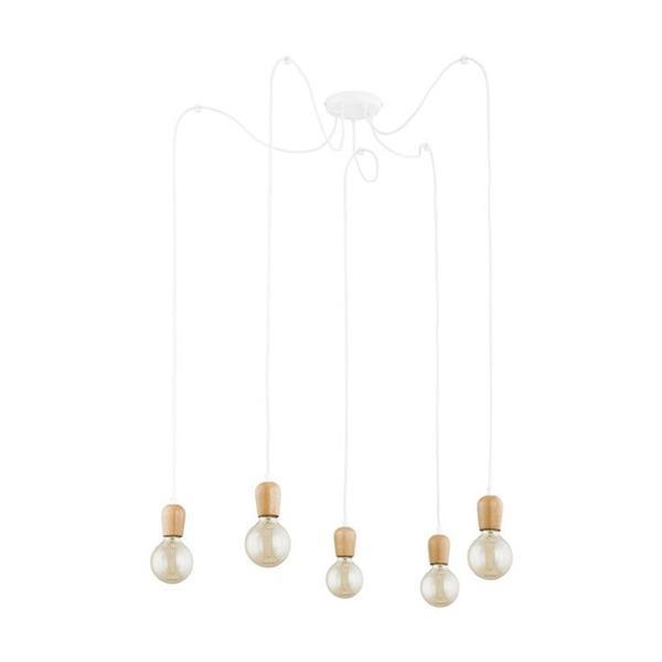 Подвесной светильник TK Lighting 1517 Qualle