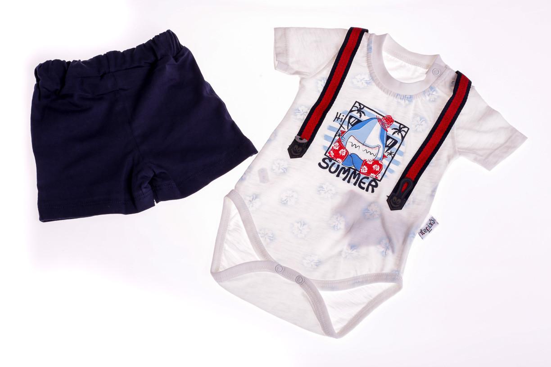 Боди+шорты Summer