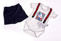 Боди+шорты Summer, фото 1