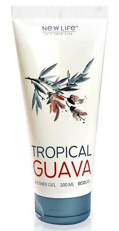 Гель для душа Tropical guava - Новая жизнь, фото 2