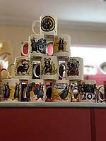Чашка на Новый Год.Чашка с мышками. Чашка на подарок