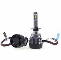 Комплект автомобильных LED ламп головного света H1 Autolion V8 CREE 6000K 9-32В 60Вт