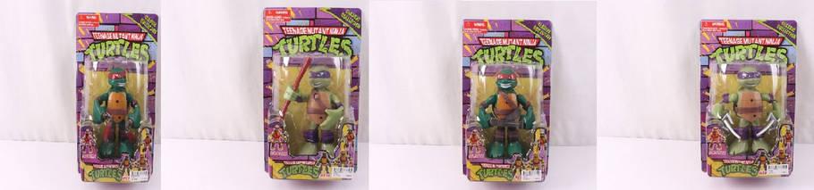 """Фігурки героїв """"Черепашки-ніндзя"""", 4 види, 3505-1/2/3/4, фото 2"""