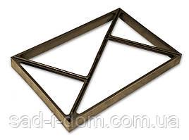 Форма для садовой дорожки Hormusend 60x40 см Универсальный камень