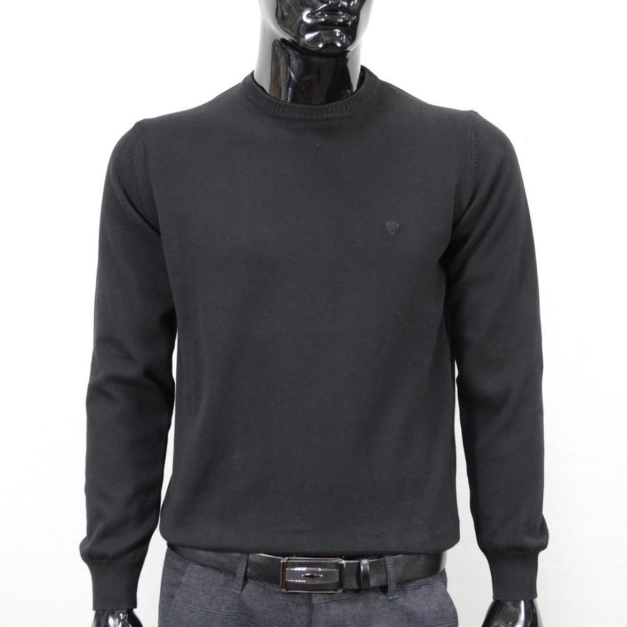 Реглан чоловічий Fabiani TR4516 BLACK 100% бавовна XL(Р)
