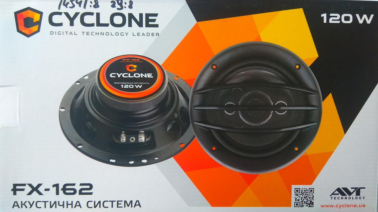 Автомобильная акустическая система Cyclone FX-162