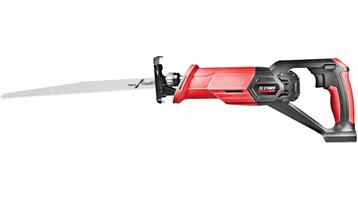 Акумуляторна шабельна пила Stark CRS 1800 Body (с1 акумулятором і +зарядка)