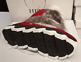 Ботинки молодежные зима из натуральной замши от производителя ЛУ514, фото 4