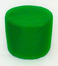 """Бескаркасное кресло - пуф """"Цилиндр"""" высота  35 см диаметр 40 см"""