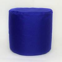 """Бескаркасное кресло - пуф """"Цилиндр"""" высота  40 см диаметр 70 см"""