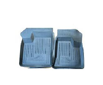 """Коврики в салон передние резиновые ВАЗ 2110-2112-2170 (2шт) Приора-Priora """"РТИ"""""""