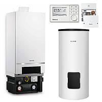 Пакетное предложение Buderus GB162-100 V2/ насосная группа/ SM400/5 W/ SG160S/ AS1/ RC300 K/ модуль MM100