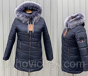 Модные куртки женские зимние с мехом