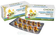 Choice Комплекс «Омега+», 30 капсул