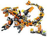 Конструктор Служба спасения 507 деталей  JVToy 17001 серия Трансформеры, фото 2