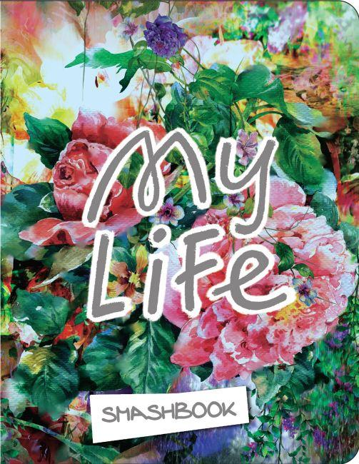 Смэшбук My life особистий щоденник з наклейками