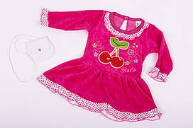 Платье с вишенкой