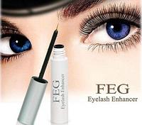FEG EYELASH ENHANCER - сыворотка для роста ресниц и бровей, с голограммами и маркой-защитой от подделок. 100%