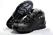 Зимние мужские ботинки на меху Shark 2020, (Натуральная кожа), фото 3