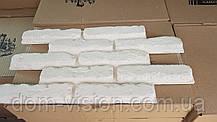 Форма селиконовая  для гипсового камня 3D панель кирпичи, фото 2