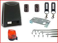 Автоматика для откатных ворот  Комплект Rotelli Premium 1100 MAXI