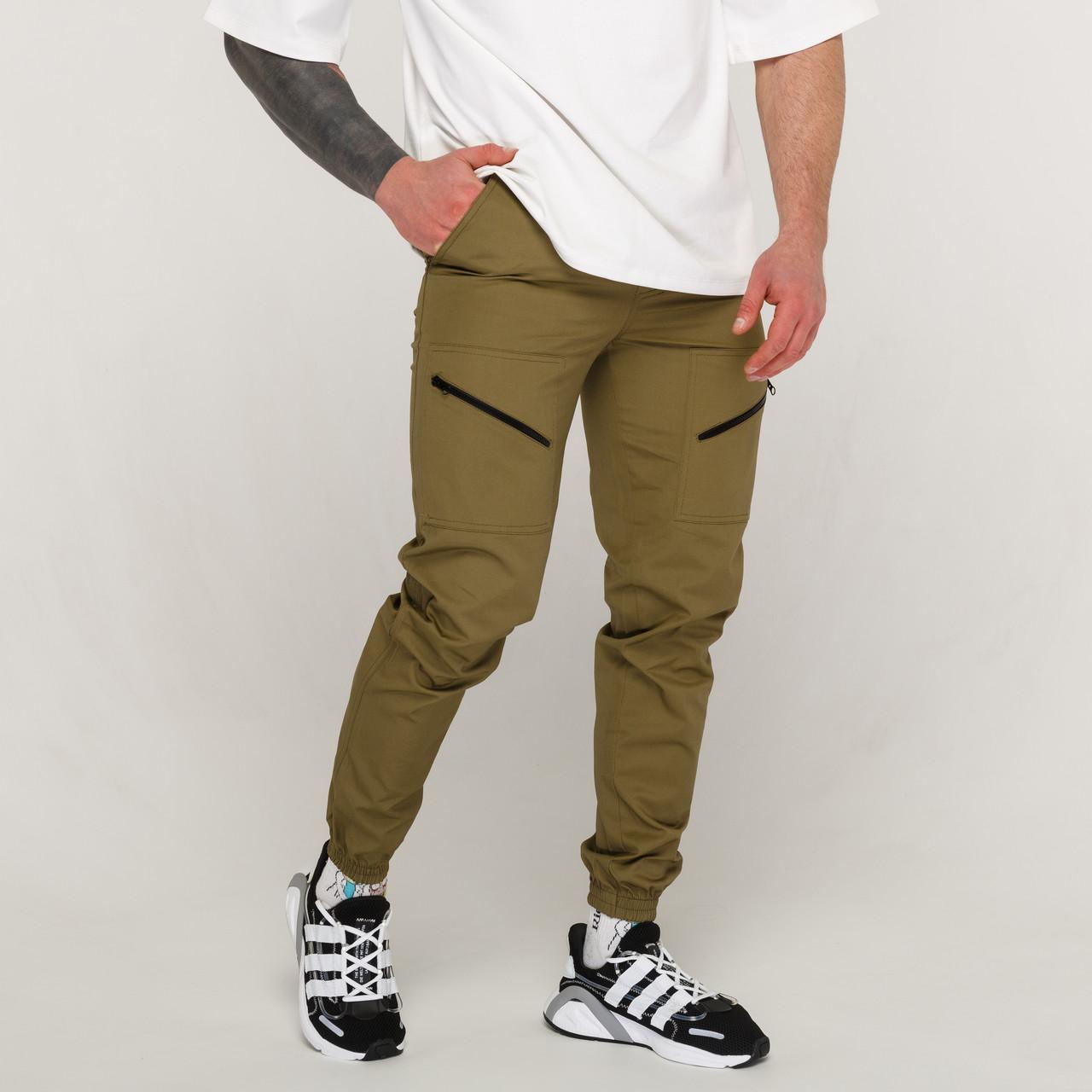 Карго штаны мужские цвета горка от бренда Тур модель Апачи (Apache)