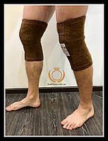 Наколінники теплі з верблюжої шерсті під штани, Турція НЕБАТ
