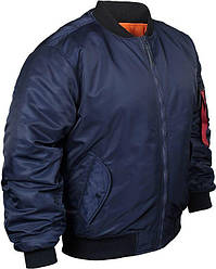 Куртка бомбер Chameleon MA-1 L Navy, КОД: 1322335
