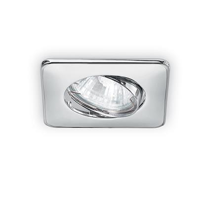 Точечный светильник Ideal Lux Lounge FI1 Cromo (138985)