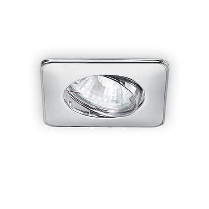Точечный светильник Ideal Lux Lounge FI1 Cromo (138985), фото 2