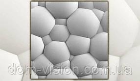Форма полиуритановая 3d панели