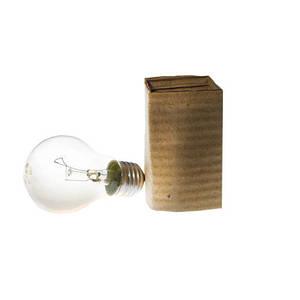 Лампа Гофра 60Вт Е27 пр Манжета