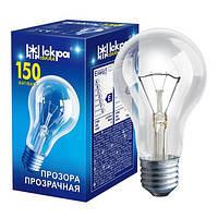 Лампа ЛЗП А55 230В 150Вт Е27 прозора