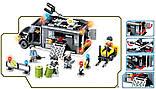 Конструктор Ризикована операція 391 деталей JVToy 24014 серія Прекрасний місто, фото 2