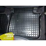 Резиновые коврики в салон Toyota Camry 40 тойота камри 40 2006-2011 (Avto-Gumm) Автогум, фото 5