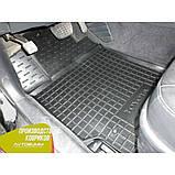 Резиновые коврики в салон Toyota Camry 40 тойота камри 40 2006-2011 (Avto-Gumm) Автогум, фото 9
