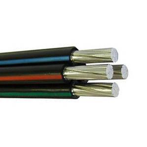 Самонесучий кабель СИП-4  4х50,0